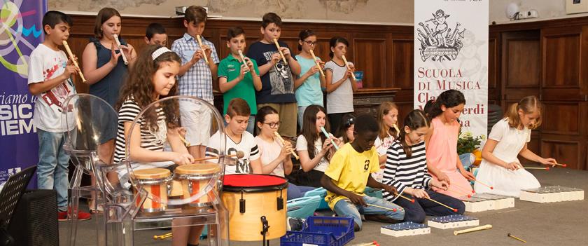 Corsi Di Musica Nelle Scuole Primarie E Dell Infanzia